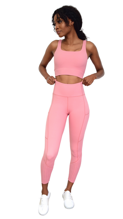 Ansa Legging-Women's Fitness Leggings-Gola Gal