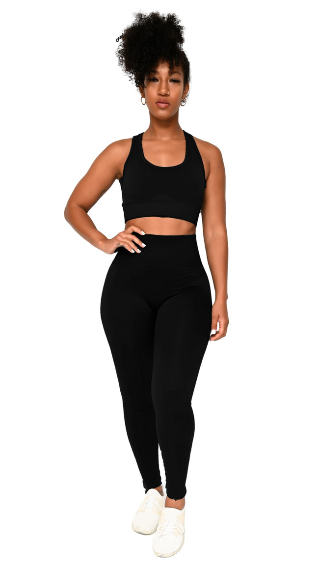 Shavo Seamless Set - Black - Gola