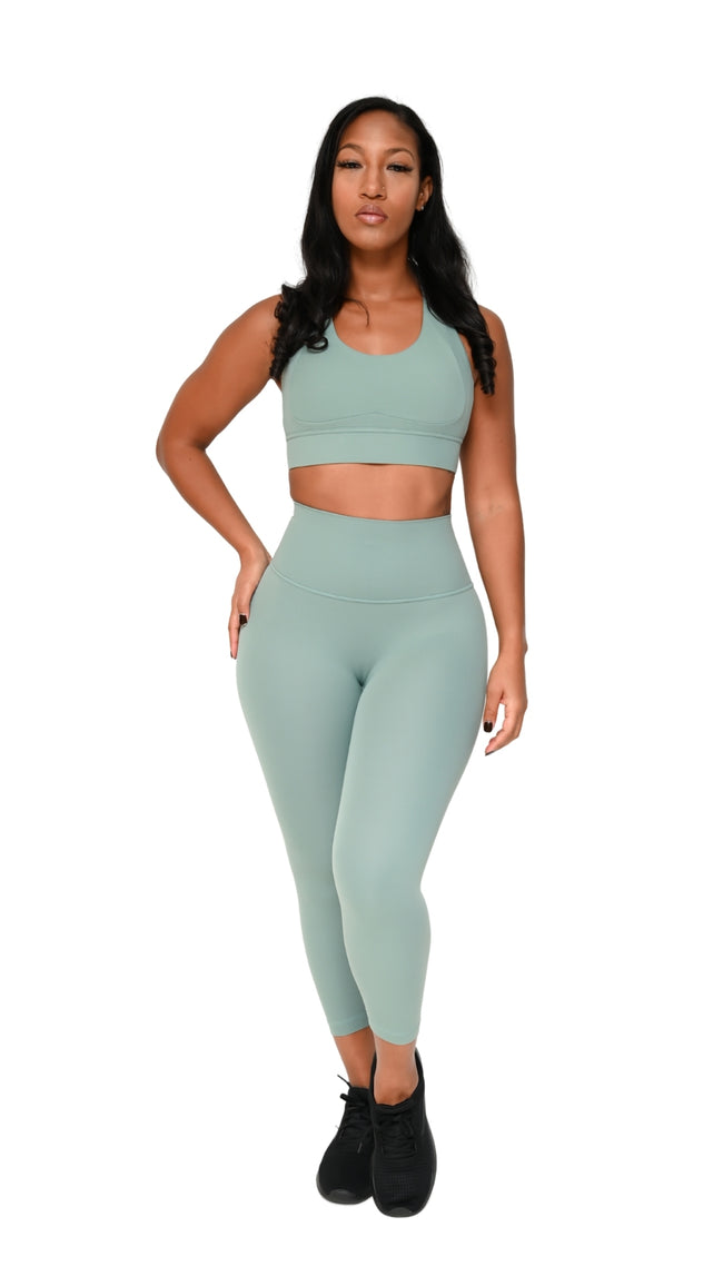 Kru Legging - Mint - Gola