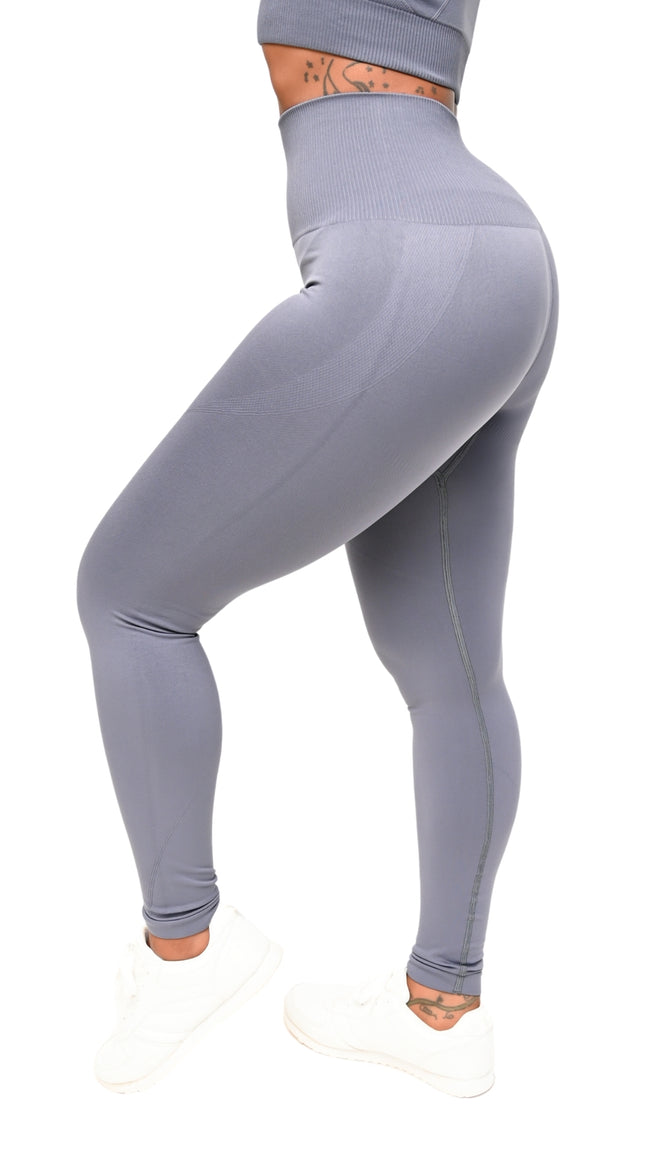 Shavo Seamless Set - Grey - Gola
