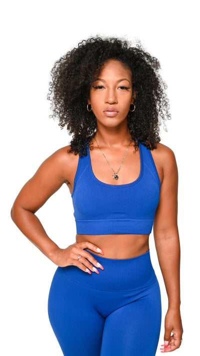 Shavo Seamless Set - Royal Blue - Gola
