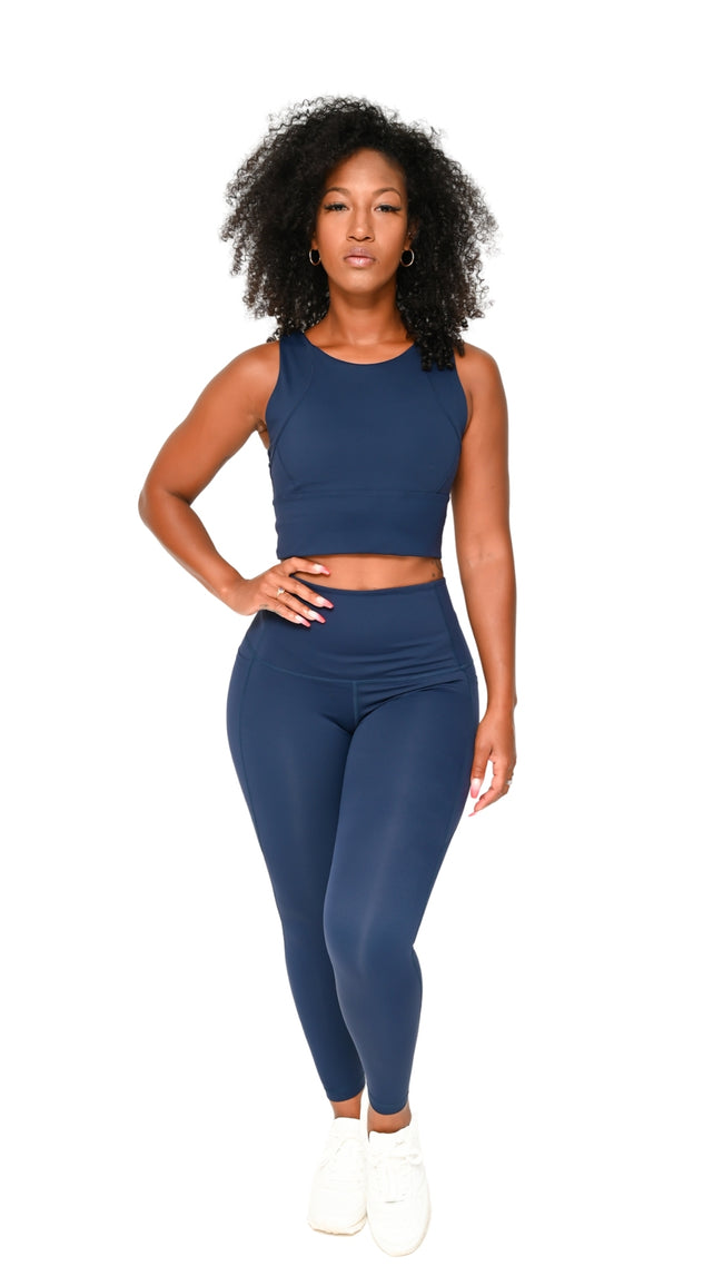 Yanta Legging - Navy Blue - Gola