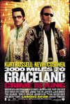 3000 Miles to Graceland - Original DVD