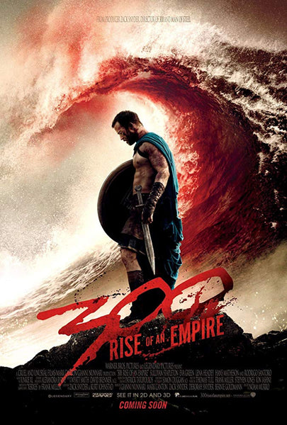 300: Rise of an Empire - Original DVD