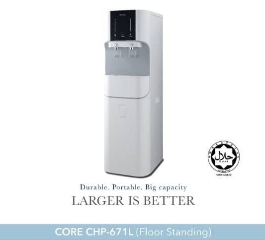 COWAY Neo CHP-671L  Water Purifier (Floor Stand)