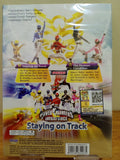 Power Rangers Megaforce: Staying on Track (Episode 1-20) - Original DVD