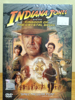 Indiana Jones and The Kingdom of the Crystal Skull - Original DVD