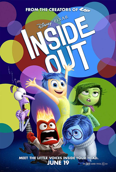 Inside Out - Original DVD