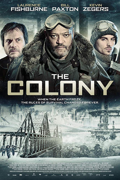The Colony - Original DVD