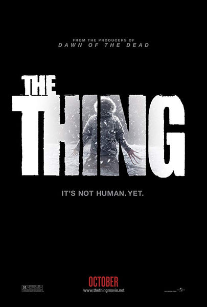 The Thing - Original DVD