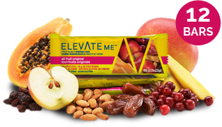 Elevate Me All Fruit Original Protein Bars