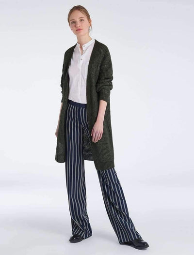 Pantalon fluide en viscose - Heraboutique
