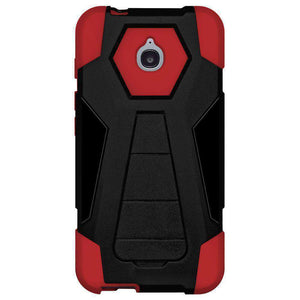 AMZER Dual Layer Hybrid Case With KickStand for Alcatel Acquire