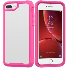 Load image into Gallery viewer, AMZER Shockproof Full Body Hybrid Case for iPhone 7 Plus - Pink - amzer