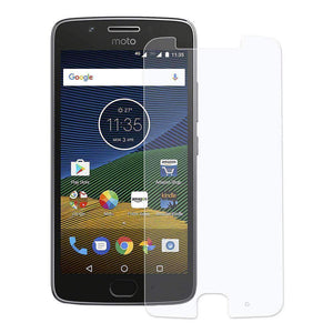AMZER Kristal Anti-Scratch Tempered Glass HD Screen Protector - Clear for Motorola Moto G5