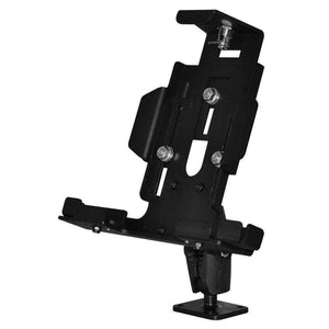 Amzer Universal Locking iPad Tablet Mount - Black - amzer