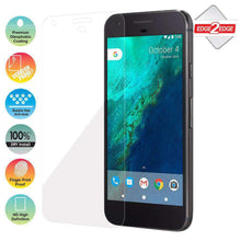 Load image into Gallery viewer, AMZER Edge2Edge Full Coverage Screen Protector for Google Pixel - amzer