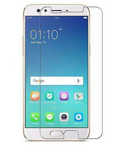 AMZER Kristal Tempered Glass HD Screen Protector for OPPO F3 - Clear