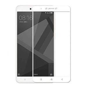 AMZER Kristal Tempered Glass HD Screen Protector for Xiaomi Redmi Note 4 - White