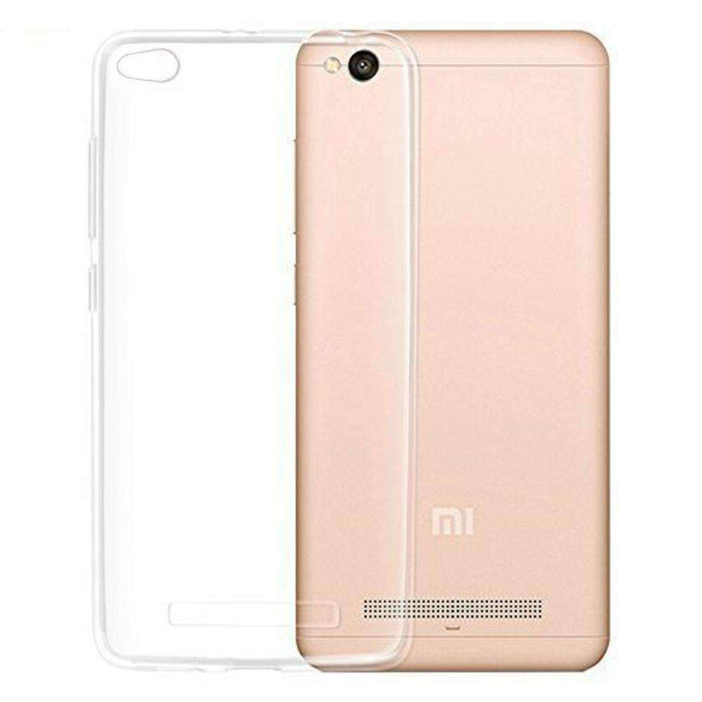 AMZER Premium Flex TPU Skin Cover - Clear for Xiaomi Redmi 4a