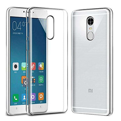 AMZER Premium Flex TPU Skin Cover - Clear for Xiaomi Redmi Note 4