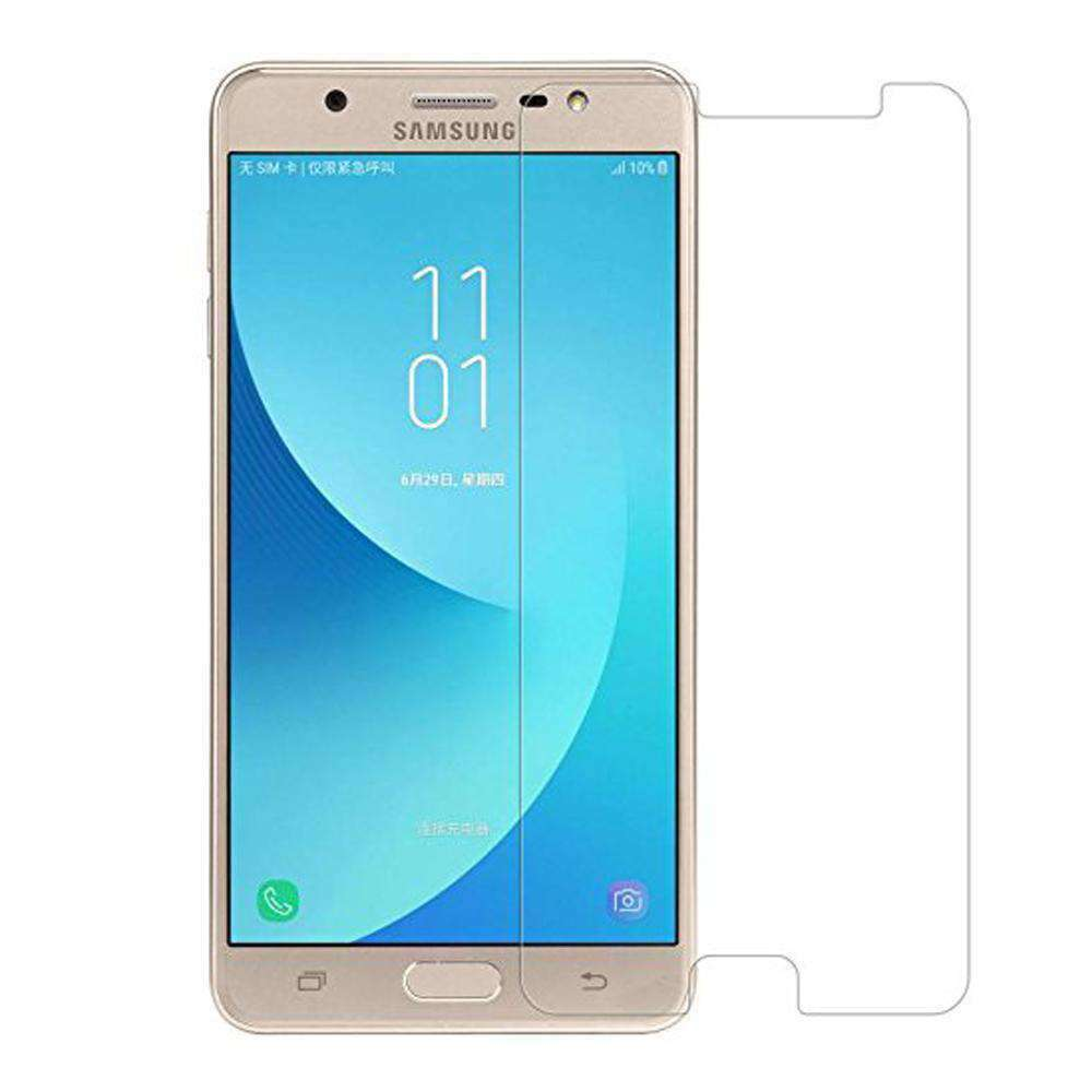 AMZER Kristal Tempered Glass HD Screen Protector for Galaxy J7 Nxt - Clear
