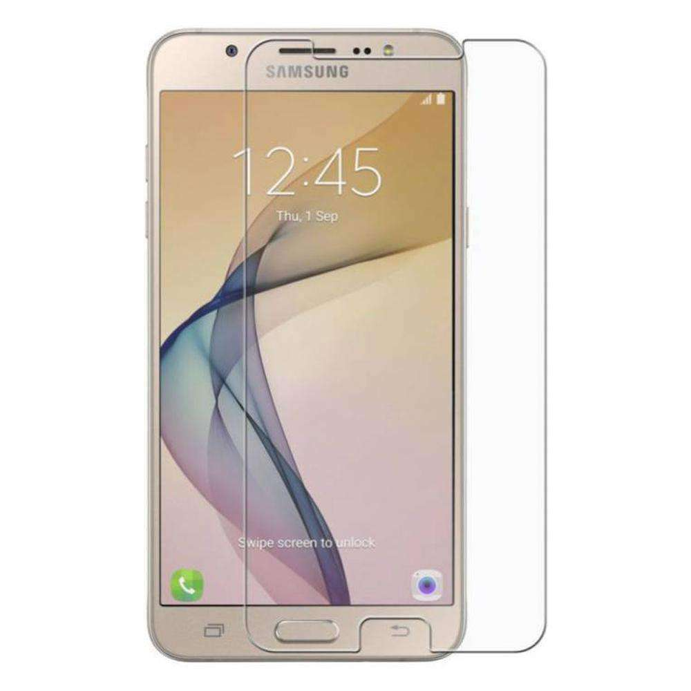 AMZER Kristal Tempered Glass HD Screen Protector for Galaxy J7 2016 - Clear