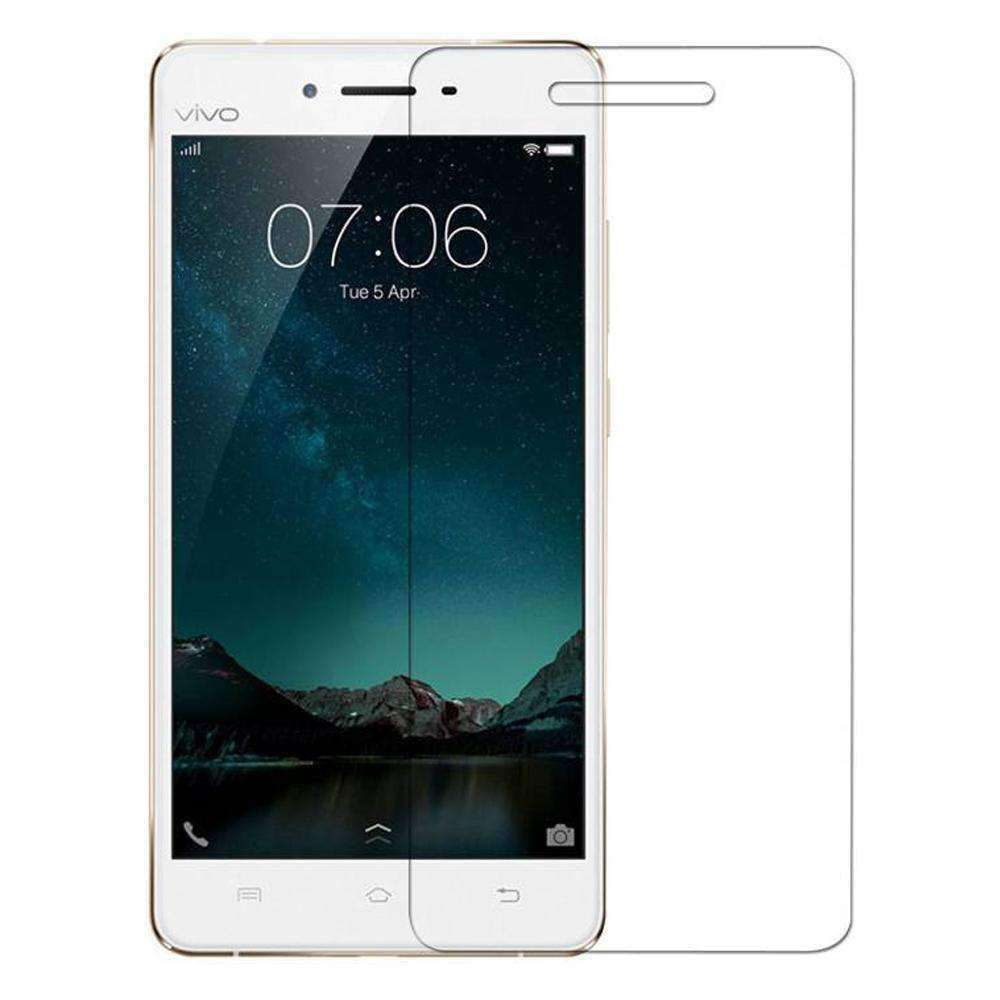 AMZER Kristal Tempered Glass HD Screen Protector for Vivo V3 - Clear