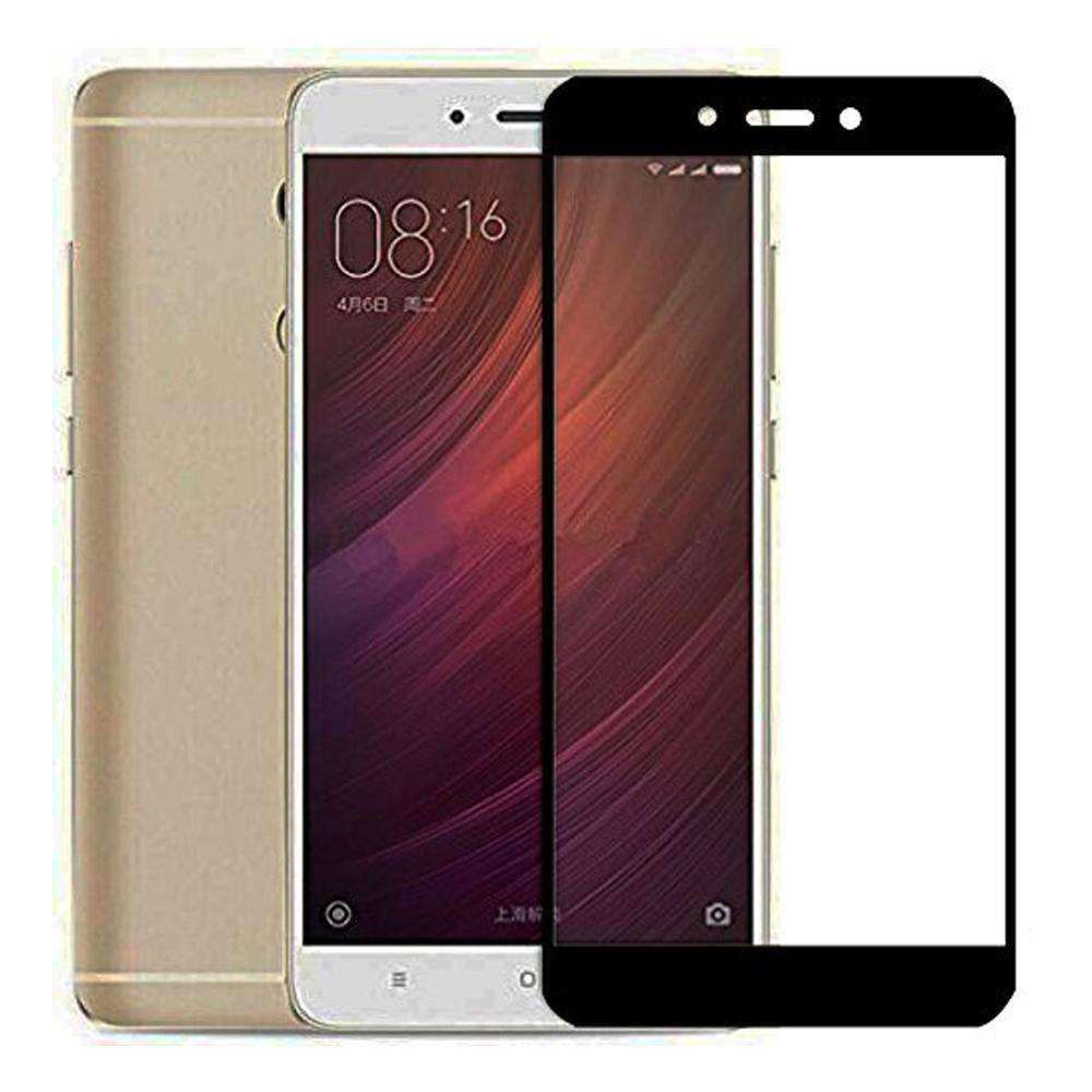 AMZER Kristal Tempered Glass HD Screen Protector for Lenovo K6 Note - Black