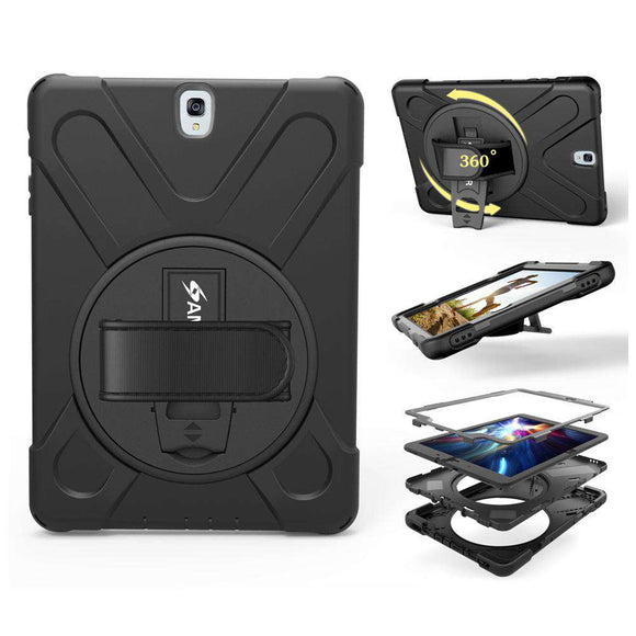 Flip Leather Protective Case  for Samsung Galaxy Tab