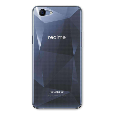 AMZER® Premium Flex TPU Skin Cover - Clear for OPPO realme 1 - amzer