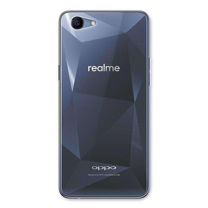 AMZER® Premium Flex TPU Skin Cover - Clear for OPPO realme 1