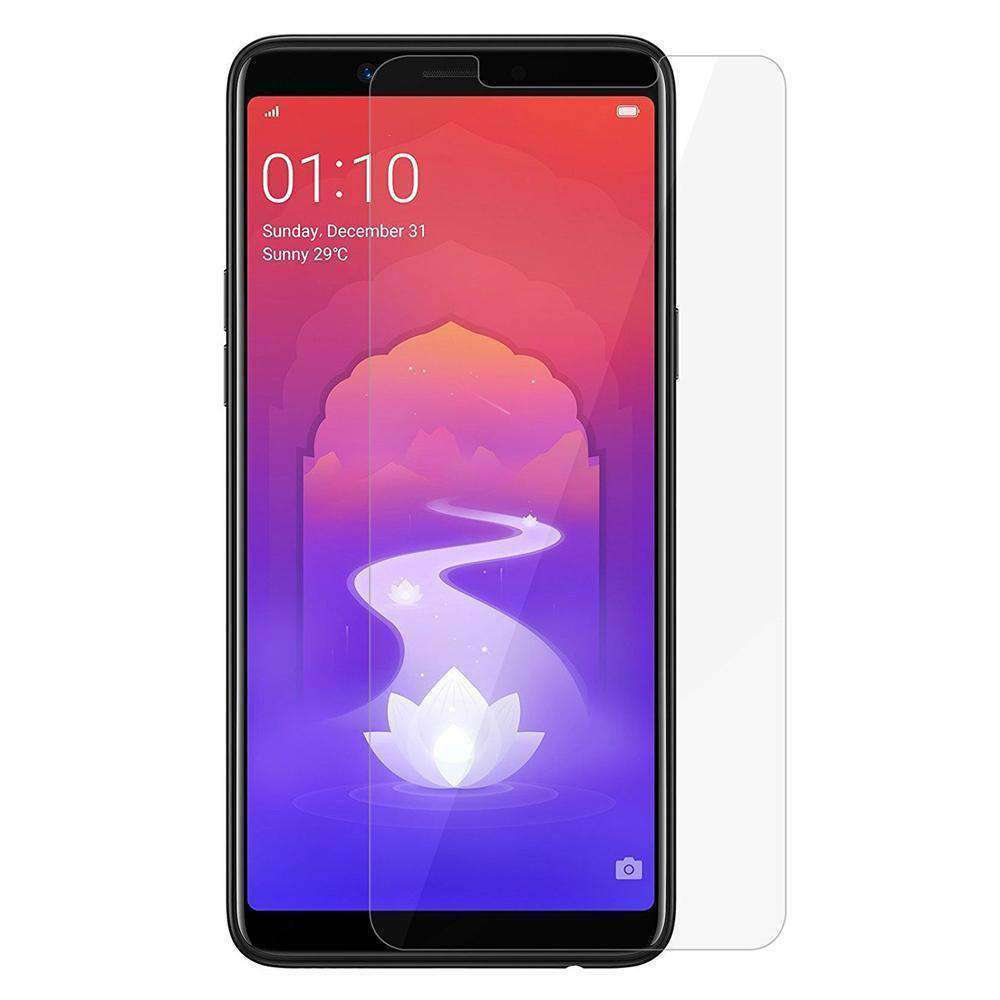 AMZER Kristal Tempered Glass HD Screen Protector for OPPO realme 1 - Clear
