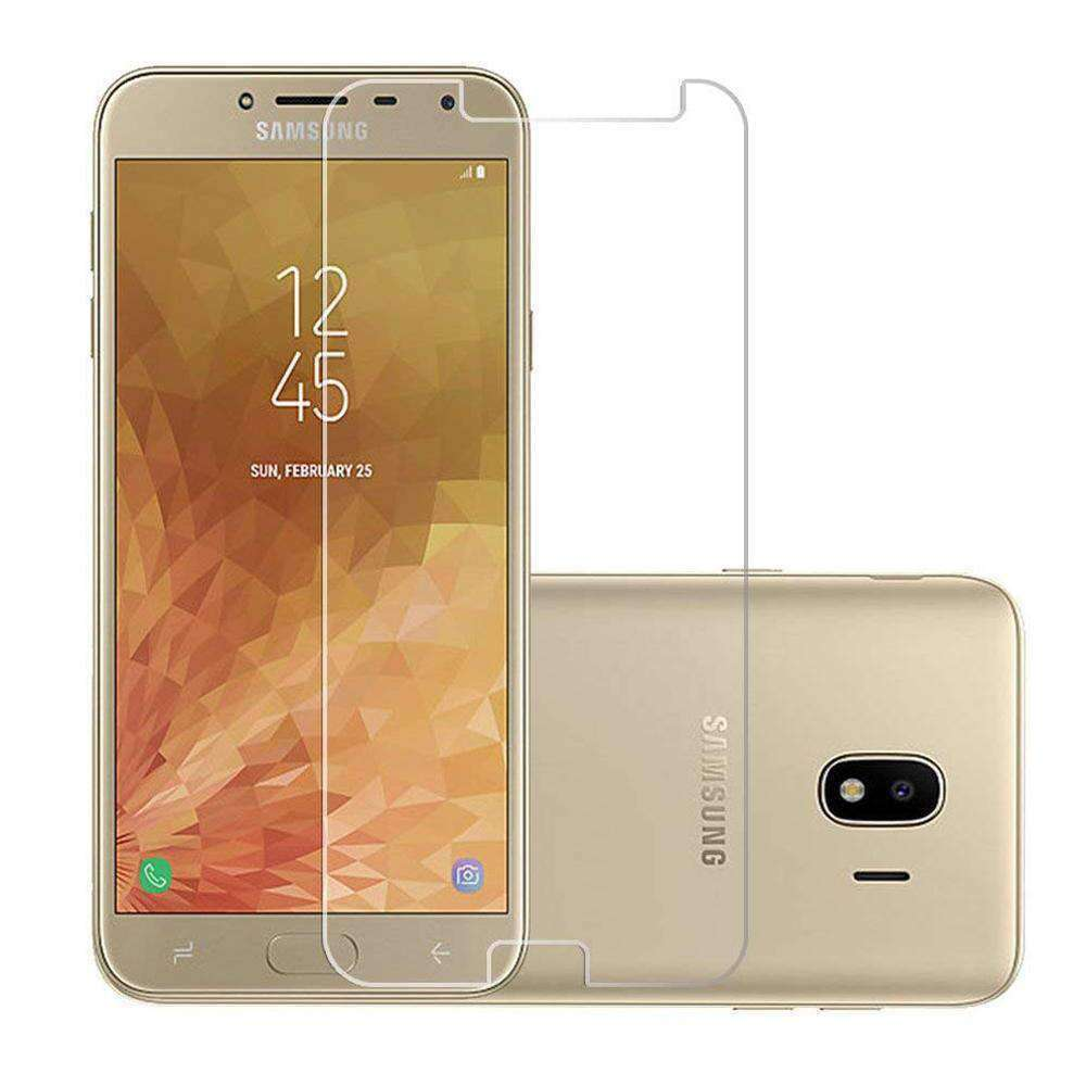 AMZER Kristal Tempered Glass HD Screen Protector for Samsung Galaxy J4 - Clear