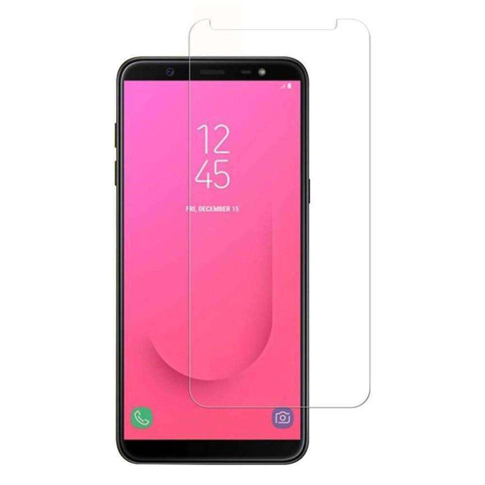 AMZER Kristal Tempered Glass HD Screen Protector for Samsung Galaxy J8 - Clear