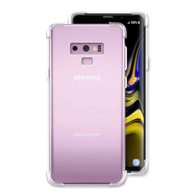AMZER Pudding TPU Soft Skin X Protection Case for Samsung Galaxy Note9 - Clear