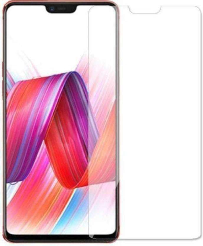 AMZER Kristal Tempered Glass HD Screen Protector for OPPO Realme 2 - Clear