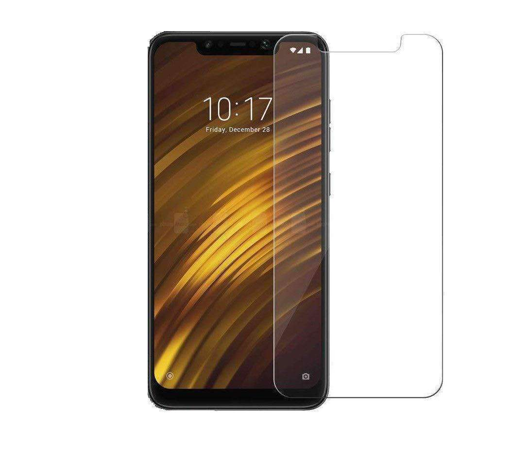 AMZER Kristal Tempered Glass HD Screen Protector for Xiaomi POCO F1 - Clear