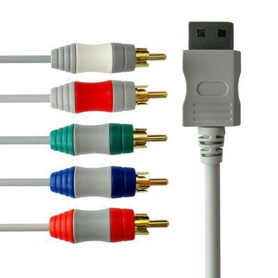 Component HDTV Audio Video Cable