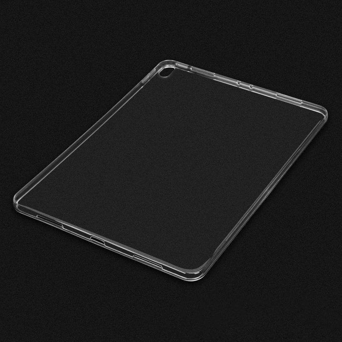 AMZER Ultra Slim 0.75mm Shockproof TPU Case for Apple iPad Pro 12.9 Inch 2018 - Clear - amzer