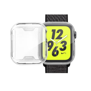 AMZER Full Coverage Plating TPU Case for Apple Watch Series 4 44mm