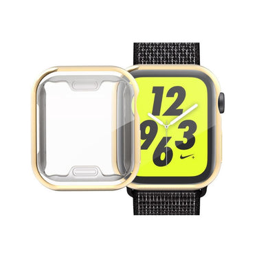 AMZER Full Coverage Plating TPU Case for Apple Watch Series 4 40mm