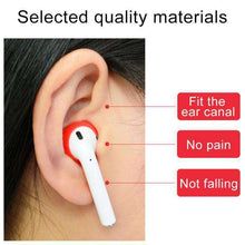 Load image into Gallery viewer, AMZER 2 PCS Wireless Bluetooth Earphone Silicone Ear Caps Earpads for Apple AirPods - amzer