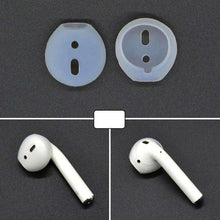 Load image into Gallery viewer, AMZER 2 PCS Wireless Bluetooth Earphone Silicone Ear Caps Earpads for Apple AirPods
