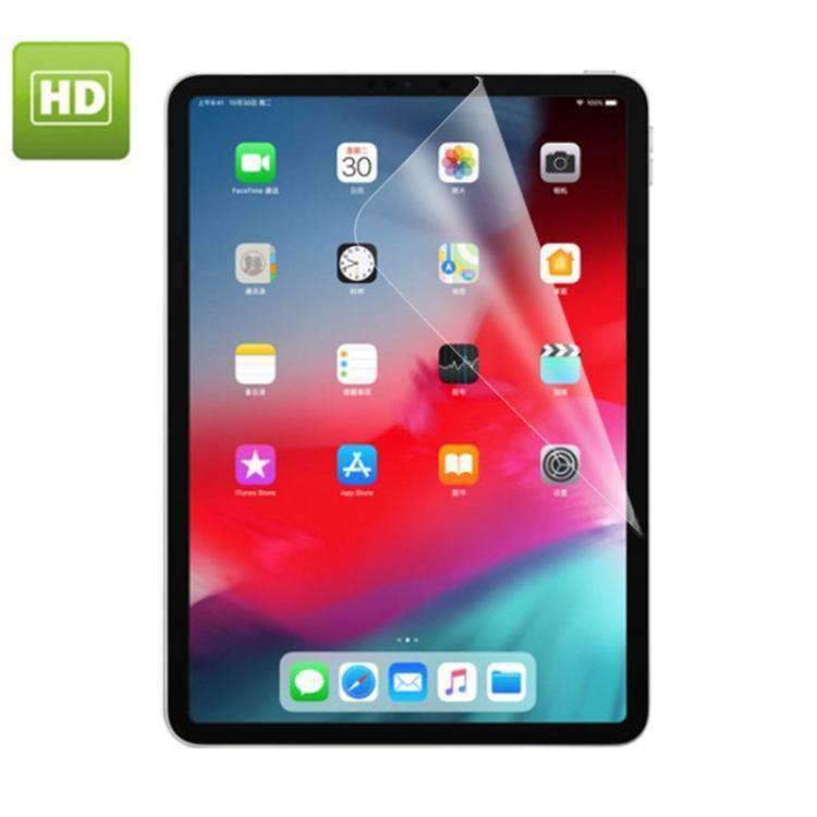 AMZER Full Screen HD PET Screen Protector for iPad Pro 12.9 inch 2018