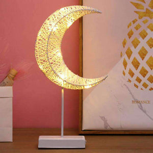 AMZER Rattan Romantic LED Holiday Light with Holder, Warm Fairy Decorative Lamp Night Light for Christmas, Wedding, Bedroom - amzer