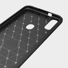 Load image into Gallery viewer, AMZER Rugged Armor Carbon Fiber Design ShockProof TPU for Xiaomi Mi Play - fommystore