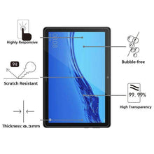 Load image into Gallery viewer, AMZER 9H Curved Full Screen Tempered Glass Film Screen Protector For Huawei MediaPad T5 10.1 - Clear