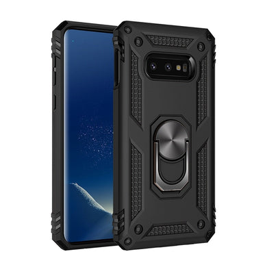 AMZER Sainik Case With 360° Magnetic Ring Holder for Samsung Galaxy S10e