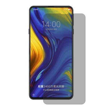 AMZER 9H 2.5D Privacy Anti-glare Tempered Glass Film for Xiaomi Mi Mix 3 - fommystore